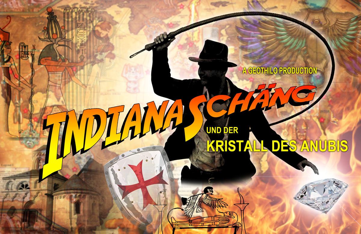 Indiana Schäng und der Kristall des Anubis